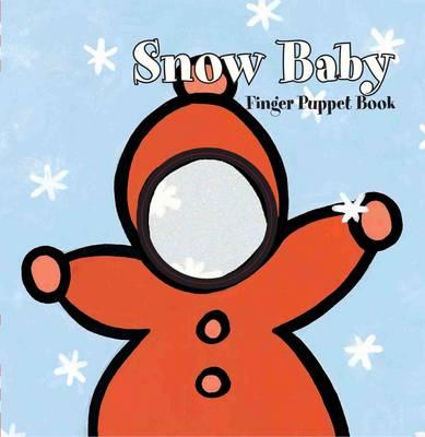 Snowbaby Finger Puppet Book by ImageBooks