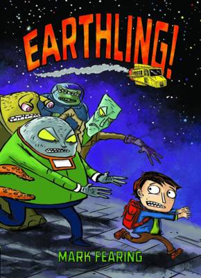 Earthling by Mark Fearing, Tim Rummel