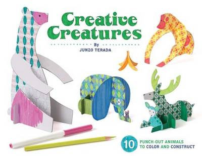 Creative Creatures by Junzo Terada