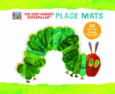 The World of Eric Carle the Very Hungry Caterpillar Place Mats by Eric Carle