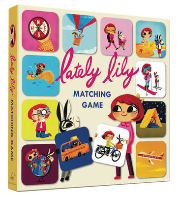 Lately Lily Matching Game by Micah Player