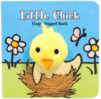 Little Chick Finger Puppet Book by Imagebooks