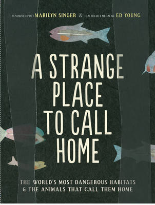 A Strange Place to Call Home The World's Most Dangerous Habitats & the Animals That Call Them Home by Ed Young, Marilyn Singer