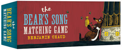 The Bear's Song Matching Game by Benjamin Chaud
