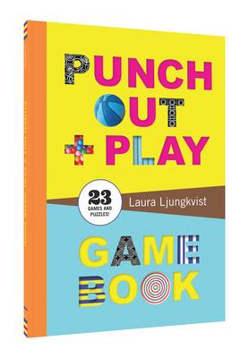 Punch Out & Play Game Book by Laura Ljungkvist