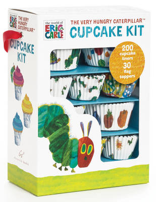 The World of Eric Carle the Very Hungry Caterpillar Cupcake Kit by Eric Carle