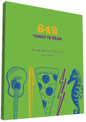 642 Things to Draw by Tymn Armstrong