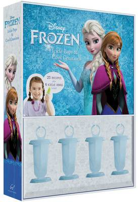 Frozen Icicle Pops and Cool Creations by Lara Starr