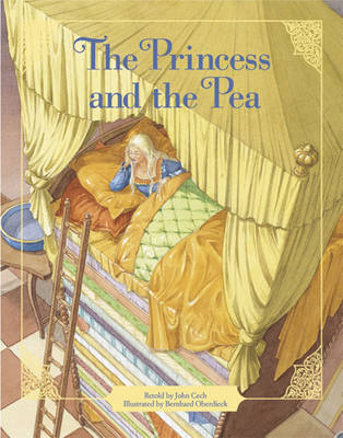 The Princess and the Pea by John Cech