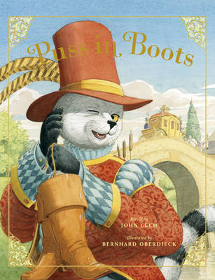 Puss in Boots by John Cech