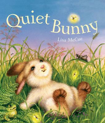Quiet Bunny by Lisa McCue