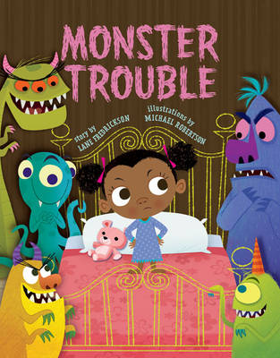 Monster Trouble! by Lane Fredrickson
