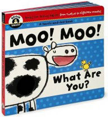 Moo Moo! What are You? by Elliott Kreloff