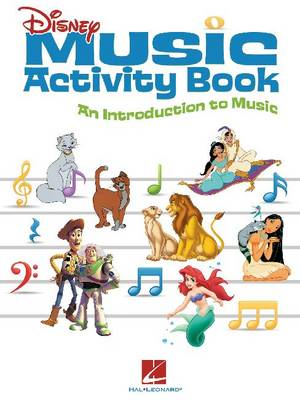 Disney Music Activity Book An Introduction to Music by Sharon Stosur