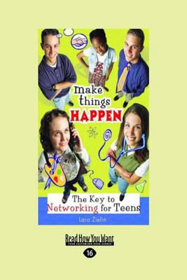 Make Things Happen by Lara Zielen