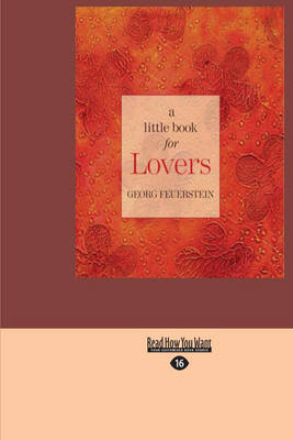 A Little Book for Lovers by Feuerstein Georg