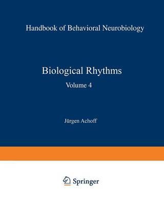 Biological Rhythms by Jurgen Aschoff