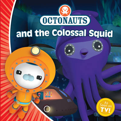 Octonauts and the Colossal Squid by Simon & Schuster UK