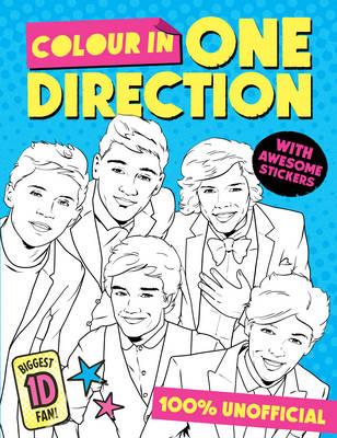 Colour in One Direction! by Simon & Schuster UK