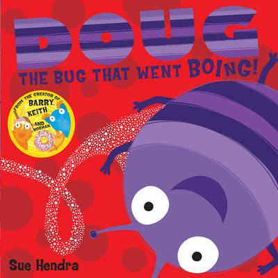 Doug the Bug by Sue Hendra