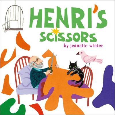 Henri's Scissors by Jeanette Winter