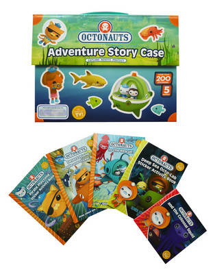 Octonauts Adventure Story Case by Simon & Schuster UK