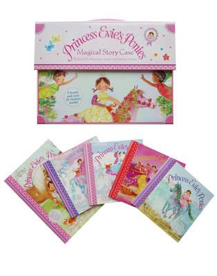 Princess Evie's Ponies Magical Story Case by Sarah KilBride