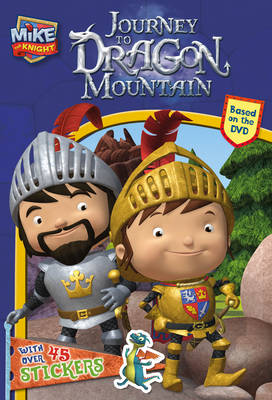 Mike the Knight: Journey to Dragon Mountain Activity Book by