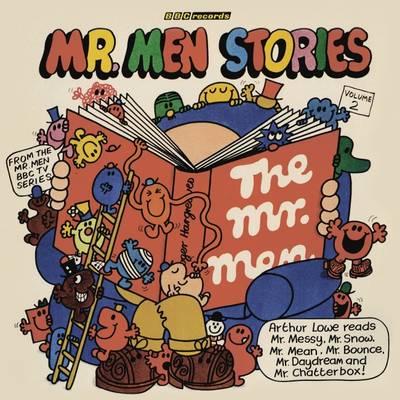 Mr Men Stories (Vintage Beeb) by Roger Hargreaves