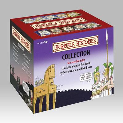 Horrible Histories Collection by Terry Deary
