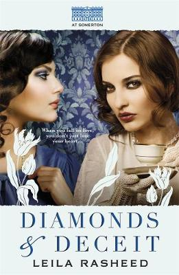 Diamonds & Deceit by Leila Rasheed