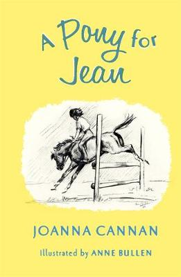 A Pony for Jean by Joanna Cannan