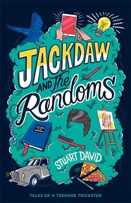 Jackdaw and the Randoms by Stuart David
