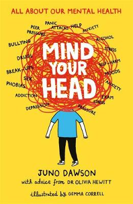 Mind Your Head by Juno Dawson, Dr. Olivia Hewitt