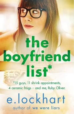 Ruby Oliver 1: The Boyfriend List by Emily Jenkins