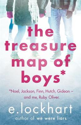 Ruby Oliver 3: The Treasure Map of Boys by