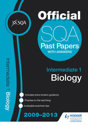 SQA Past Papers Intermediate 1 Biology by SQA
