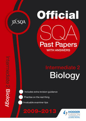 SQA Past Papers Intermediate 2 Biology by SQA
