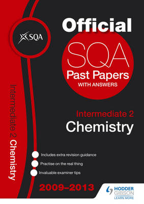 SQA Past Papers Intermediate 2 Chemistry by SQA