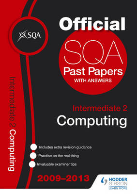 SQA Past Papers Intermediate 2 Computing by SQA