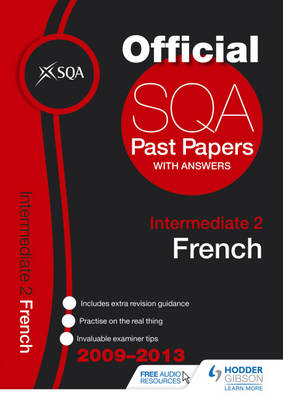 SQA Past Papers Intermediate 2 French by SQA