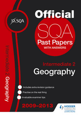 SQA Past Papers Intermediate 2 Geography by SQA
