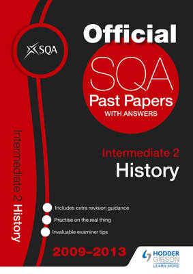 SQA Past Papers Intermediate 2 History by SQA