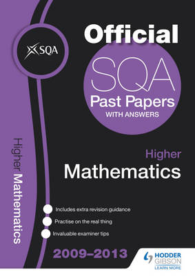 SQA Past Papers Higher Mathematics by SQA