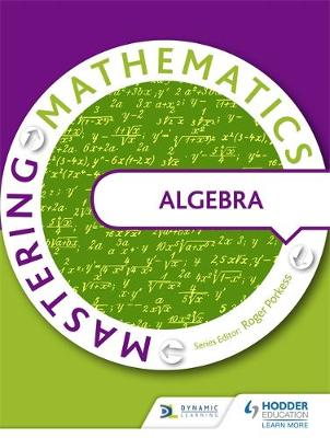 Mastering Mathematics - Algebra by