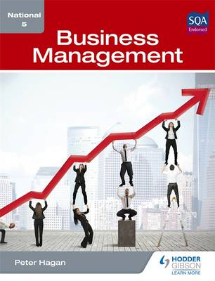 National 5 Business Management by Peter Hagan