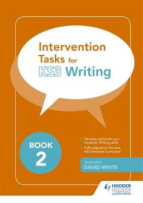 Intervention Tasks for Writing Book 2 by Georghia Ellinas