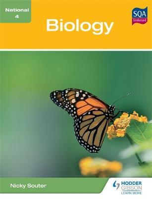 National 4 Biology by Nicky Souter