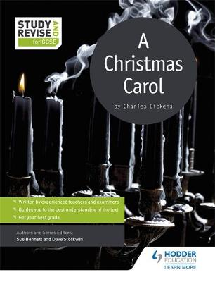 Study and Revise for GCSE: A Christmas Carol by Sue Bennett