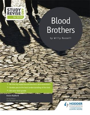 Study and Revise for GCSE: Blood Brothers by Kevin Radford